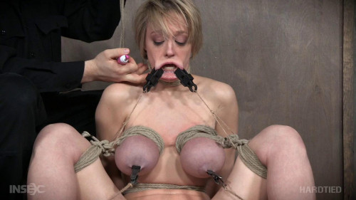BDSM Shared Rope, Dee Williams 720p