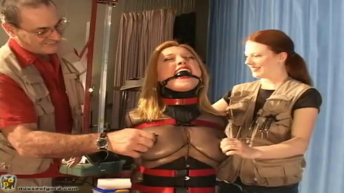 BDSM House of Gord -  Darling and the Chair