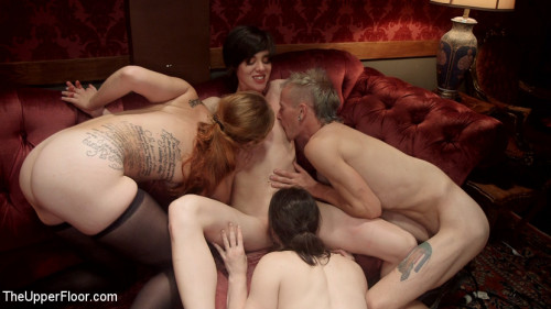 bdsm Fantastically Fevered Folsom Orgy