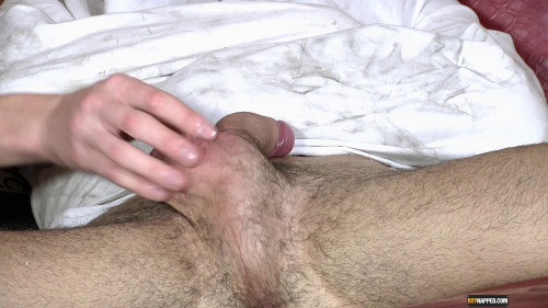 Gay BDSM Oli Jay gets stroked and fed by Jacob Daniels