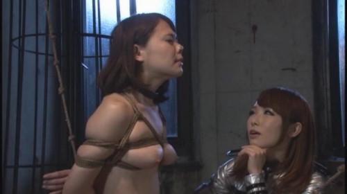 Asians BDSM Warrior Of Torture Prison
