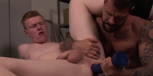 Gay BDSM Roc Amd Mr.Ryder