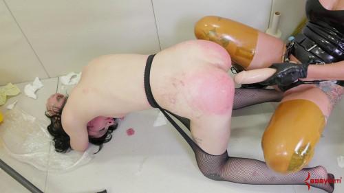 BDSM Assulum - Charlotte Sartre, Nurse Holl - Charlotte Sartre Uncensored (Level 11) 1080p