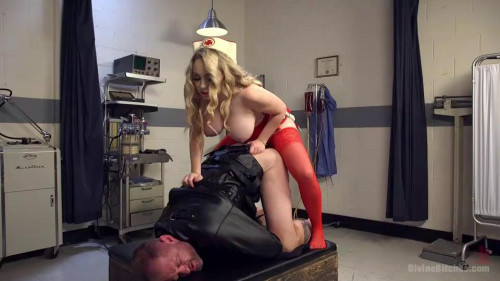 Femdom and Strapon Chronic Masturbator D. Seeks Sick Twisted Therapy From Aiden Starr