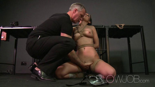 BDSM Master White & sub Jess