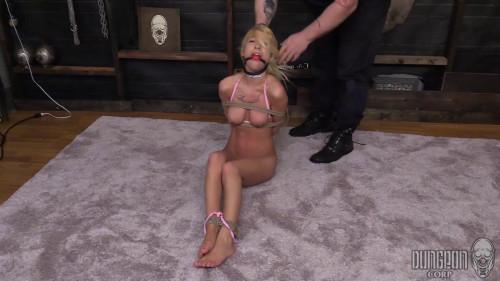 BDSM A Fine Piece of Bound Meat  part 1