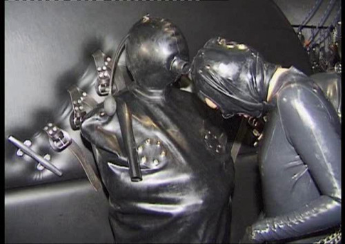 Femdom and Strapon Blow Up Party By Mistress Chelsea - Part 2