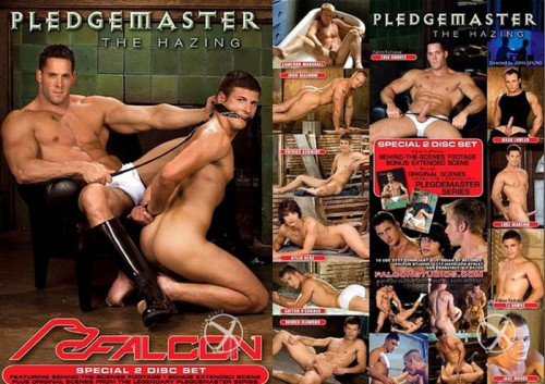 Gay BDSM Falcon - Pledgemaster - The Hazing