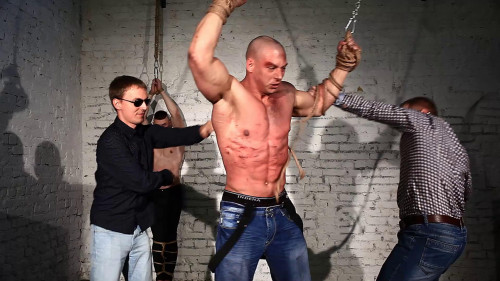 Gay BDSM RusCapturedBoys - Cruel Betrayal 2