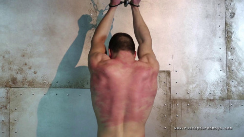 Gay BDSM Young Offender Pavel - Part I