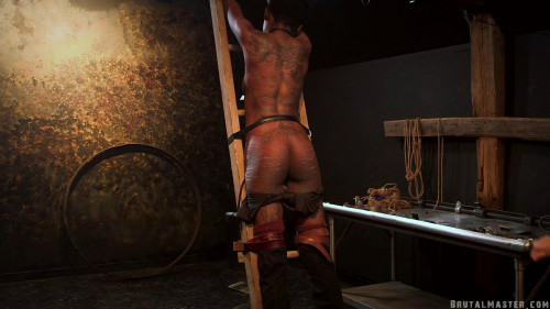 BDSM BrutalMaster - Fuckmeat First Time In Hell