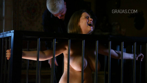 BDSM Alice, the Cage Fighter - Part 1 - Alice Wayne and Dr. Lomp - Full HD 1080p