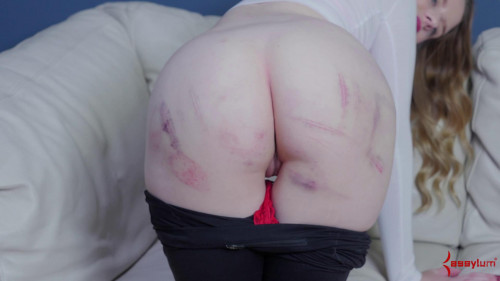 BDSM Assulum - Behind the Scenes: Jessica Kay