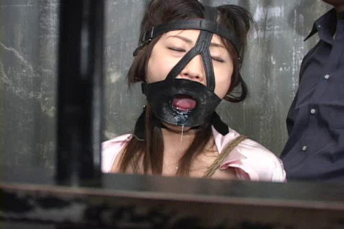 Asians BDSM Prison bondage