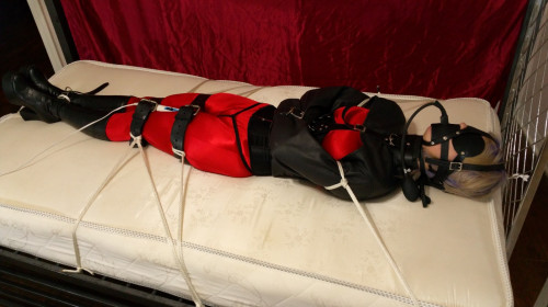 BDSM SBound - Trip Six.. Strapped Down to Cum.. First Orgasm
