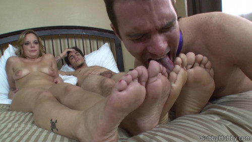 Femdom and Strapon Small Dicks Get Cucked Part 3