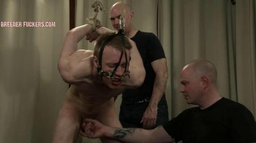 Gay BDSM bf - Chris II (4th Video)