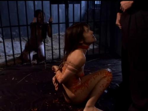 Asians BDSM torture livestock