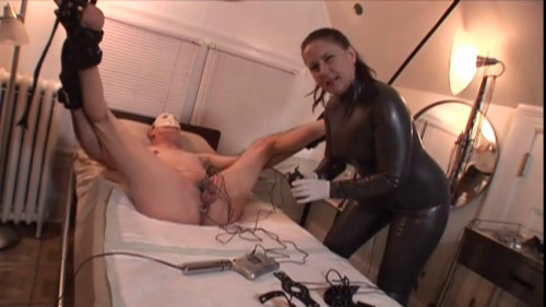 Femdom and Strapon The Irene Boss Stimulus Package