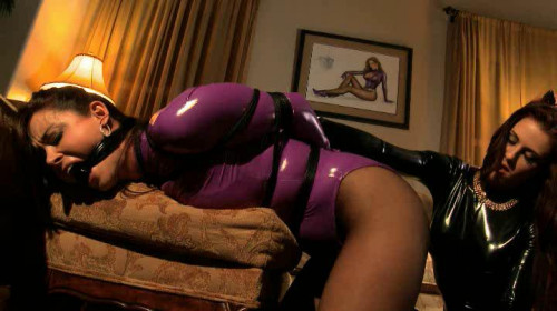 bdsm October 9, 2012 Superheroine 0359 - Reconnection Chapter part 4