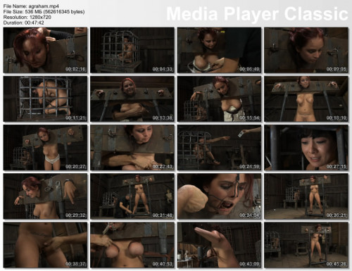 bdsm RTB - Dec 17, 2011 - The Angst of Ashley Part Two - Ashley Graham