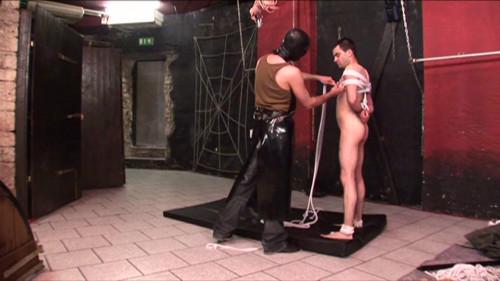 Gay BDSM Lange Lutscher