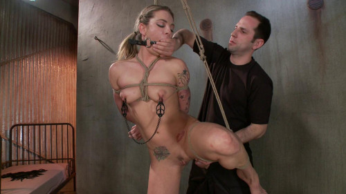 bdsm Rope Slut Ass Fucked - Only Pain HD