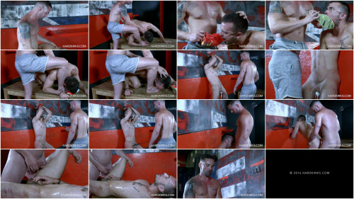 Gay BDSM Pain And Wet Games