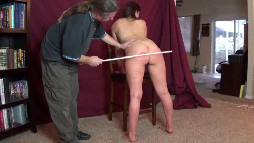 BDSM The Caning Of A Porn Star