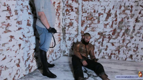 Gay BDSM RusCapturedBoys - Taming of the Beast - Part I