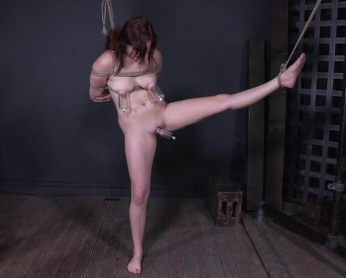 BDSM Bondage Punishment For Artist Slave