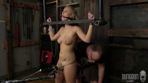 BDSM Bailey Brooke - Bodacious Bailey Bratty In Bondage part 1