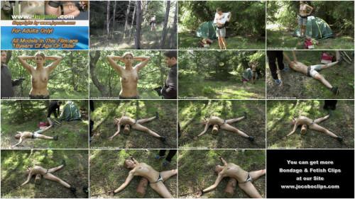 BDSM Private Investigator in Distress - Juliette - Scene 1 - Full HD 1080p