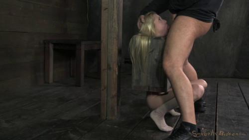 BDSM Tiny Odette Delacroix turned