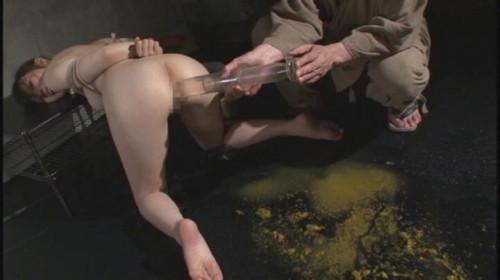 Asians BDSM Enema torture compilation