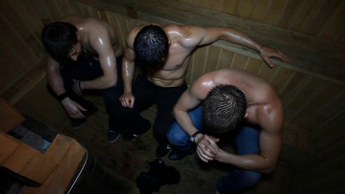 Gay BDSM RusCapturedBoys - Trap for Escaped Captives 9