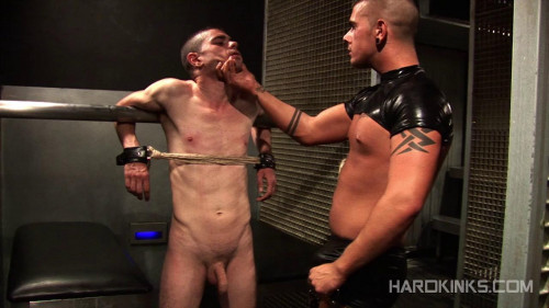 Gay BDSM Ricky Leon and Aday Traun