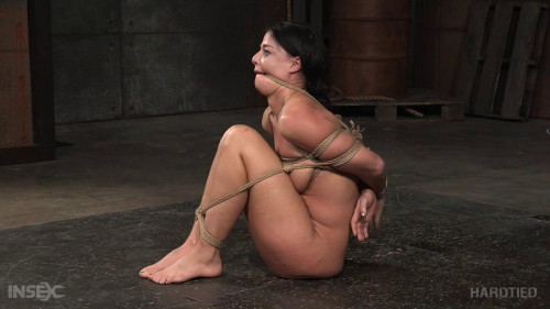 bdsm Fit To Be Tied part 2 London River - BDSM, Humiliation, Torture