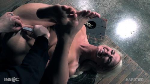 BDSM The Agents Part 1 - London River