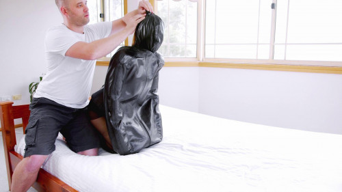 BDSM Latex Asian Latex Slave Dominated Hard