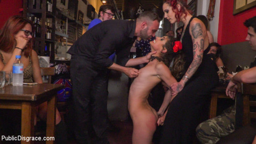 bdsm Shy Pretty Bitch Sings in Pain - Part 1