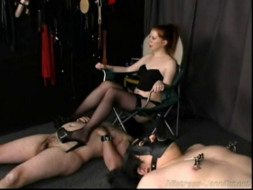 Femdom and Strapon Strap-On Upgrade - LE