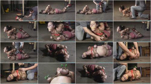 BDSM HD Bdsm Sex Videos Summer Hogtied Tight! Part 3