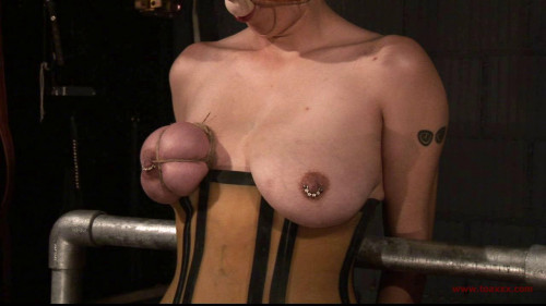BDSM Toaxxx - (tx249) Squeezed Tits for Slave Eva - July 16, 2016