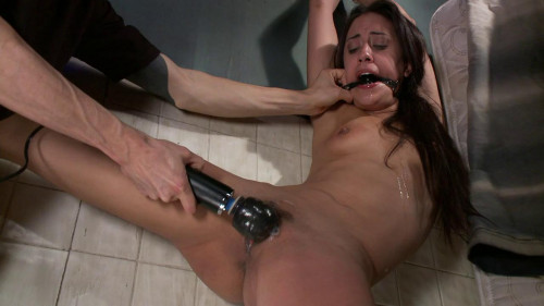 BDSM Getting What She Deserve