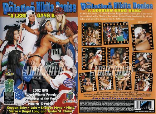 Fisting and Dildo The Violation Of Nikita Denise