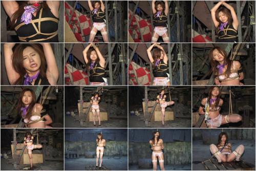Asians BDSM Slave tied sexy