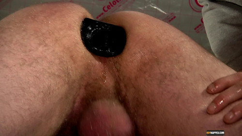 Gay BDSM A Hairy Hole To Stretch