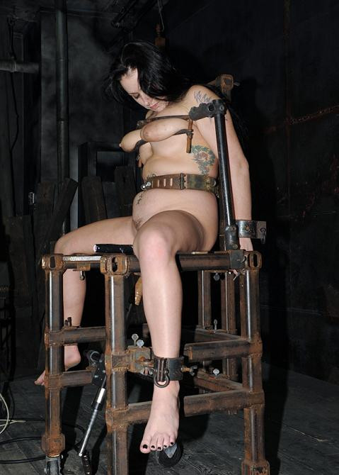 bdsm Left Alone Slut