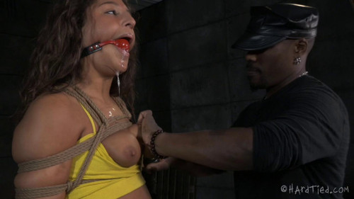 bdsm Abella Danger Gets Suspended and Vibrated